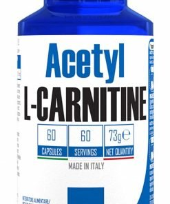 Acetyl L-carnitine, 1000mg – 60 caps Slimming and Weight Management UKTSG bodybuilding supplements
