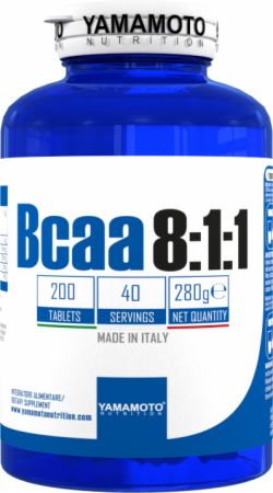 BCAA 8:1:1 – 200 tablets Amino Acids and BCAAs UKTSG bodybuilding supplements