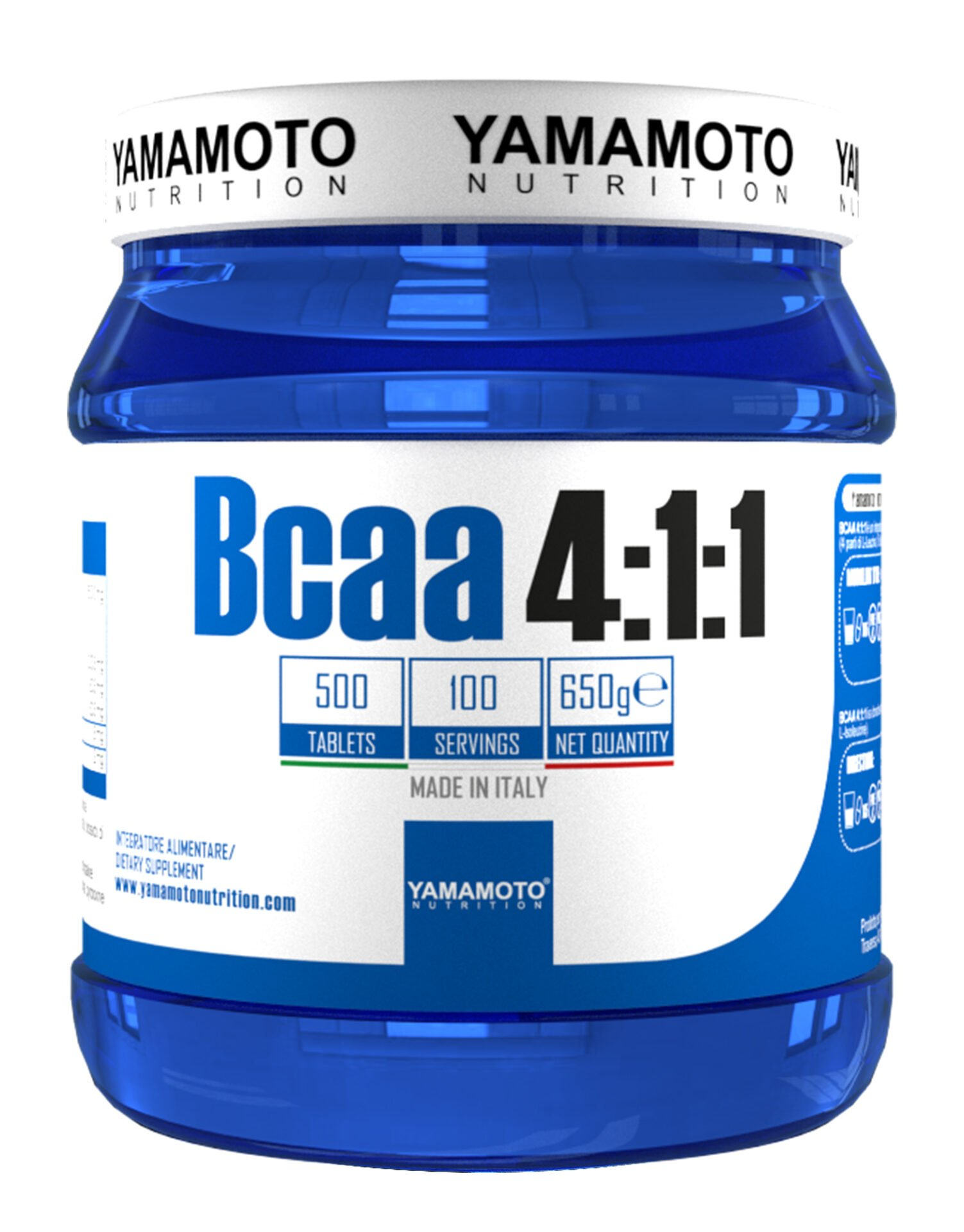 BCAA 4:1:1 – 500 tablets Amino Acids and BCAAs UKTSG bodybuilding supplements