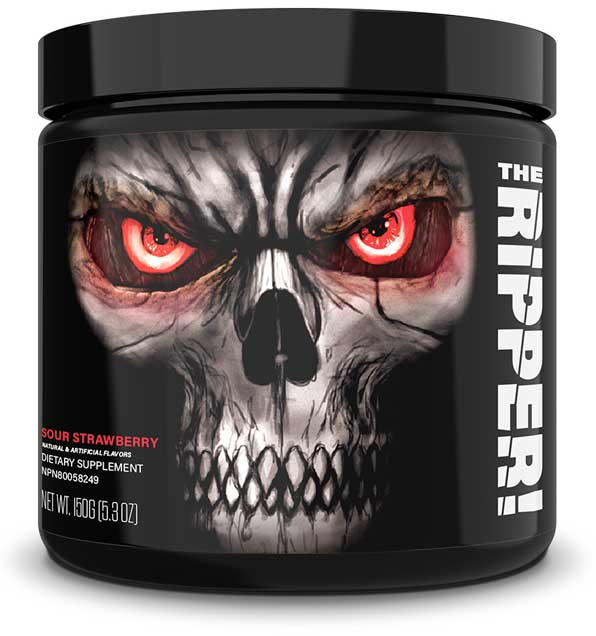 The Ripper!, Sour Strawberry – 150 grams Slimming and Weight Management UKTSG bodybuilding supplements