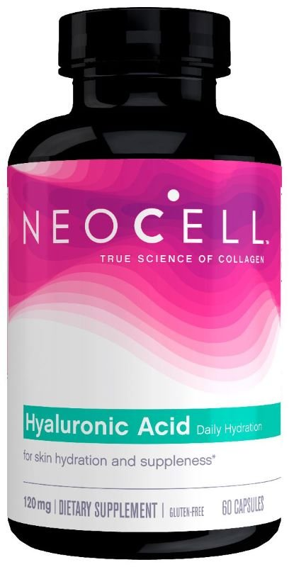 Hyaluronic Acid Daily Hydration – 60 caps Health and Wellbeing UKTSG bodybuilding supplements
