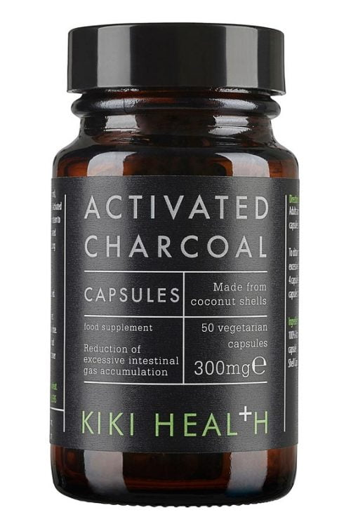 Activated Charcoal, 300mg – 50 vcaps Health and Wellbeing UKTSG bodybuilding supplements