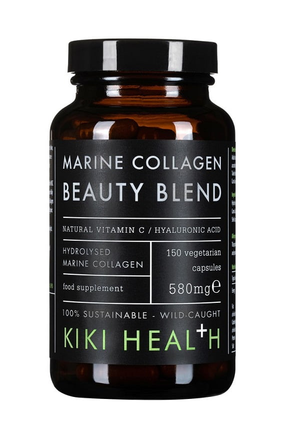 Marine Collagen Beauty Blend, 580mg – 150 vcaps Health and Wellbeing UKTSG bodybuilding supplements
