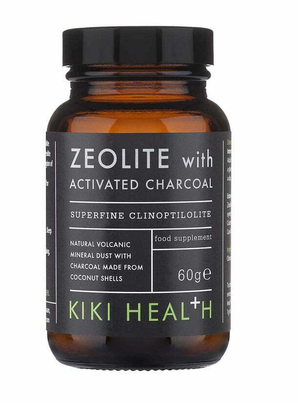 Zeolite With Activated Charcoal Powder – 60 grams Health and Wellbeing UKTSG bodybuilding supplements