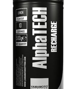 AlphaTech Recharge, Lemon – 500 grams all products on buy tester UKTSG bodybuilding supplements