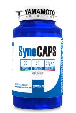 SyneCaps – 60 caps Slimming and Weight Management UKTSG bodybuilding supplements