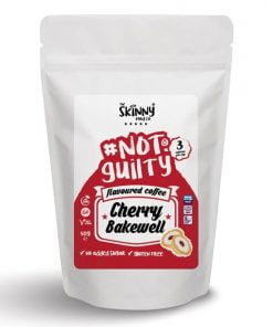Not Guilty Flavoured Instant Coffee, Cherry Bakewell – 50 grams Drinks and Shakes UKTSG bodybuilding supplements