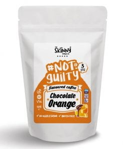 Not Guilty Flavoured Instant Coffee, Chocolate Orange – 50 grams Drinks and Shakes UKTSG bodybuilding supplements