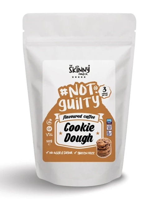Not Guilty Flavoured Instant Coffee, Cookie Dough – 50 grams Drinks and Shakes UKTSG bodybuilding supplements
