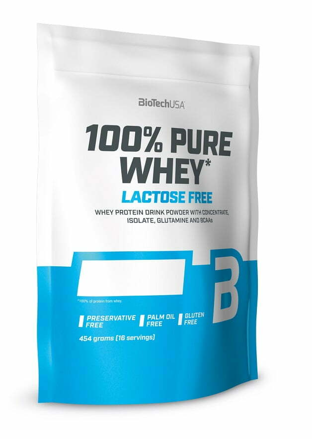 100% Pure Whey Lactose Free, Chocolate – 454 grams Protein UKTSG bodybuilding supplements
