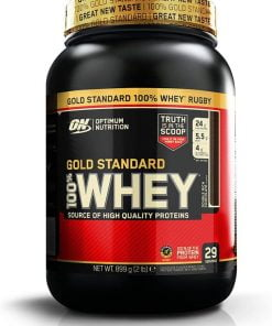 Gold Standard 100% Whey, Double Rich Chocolate – 899 grams Stacks & Kits UKTSG bodybuilding supplements