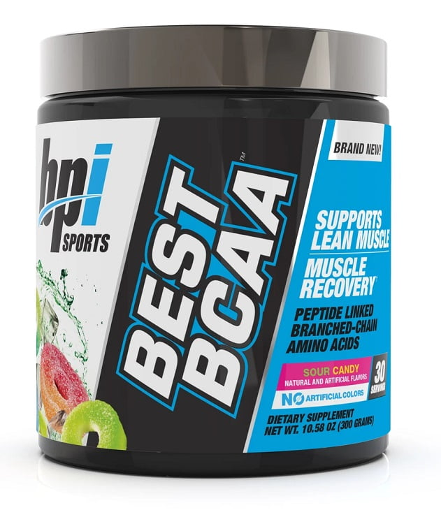 Best BCAA, Sour Candy – 300 grams Amino Acids and BCAAs UKTSG bodybuilding supplements