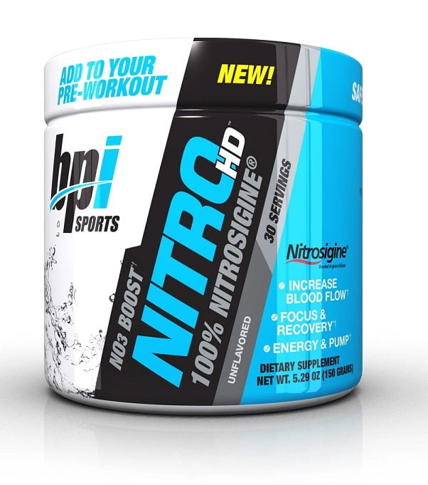 Nitro HD, Unflavored – 150 grams all products on buy tester UKTSG bodybuilding supplements
