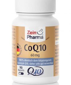 Coenzyme Q10, 60mg – 90 caps Health and Wellbeing UKTSG bodybuilding supplements