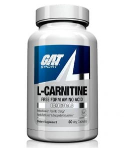L-Carnitine, 500mg – 60 vcaps Amino Acids and BCAAs UKTSG bodybuilding supplements