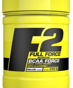BCAA Force, Melon – 350 grams Amino Acids and BCAAs UKTSG bodybuilding supplements