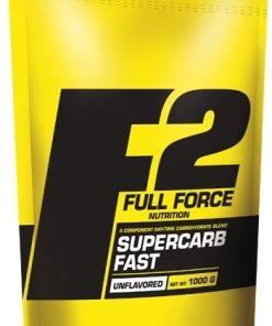 Supercarb Fast, Unflavored – 1000 grams Weight Gainers & Carbs UKTSG bodybuilding supplements