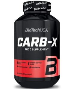 Carb-X – 120 tablets Slimming and Weight Management UKTSG bodybuilding supplements