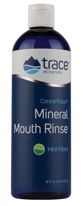 ConcenTrace Mineral Mouth Rinse, Mint – 473 ml. Beauty UKTSG bodybuilding supplements