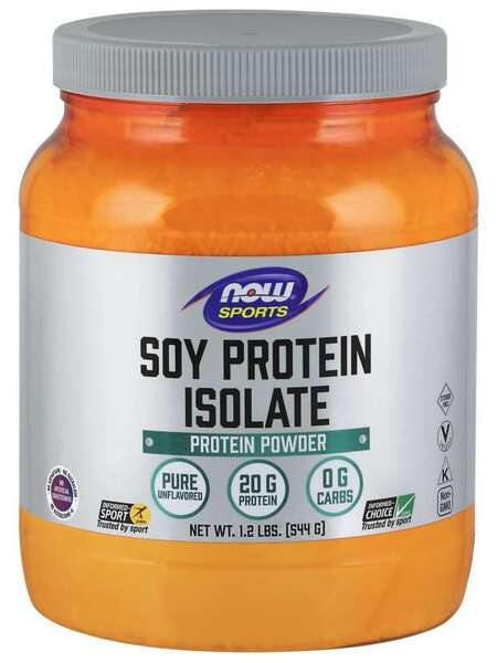 Soy Protein Isolate, Unflavored – 907 grams Protein UKTSG bodybuilding supplements