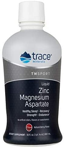 Liquid Zinc Magnesium Aspartate, Natural Berry Flavour – 887 ml. all products on buy tester UKTSG bodybuilding supplements