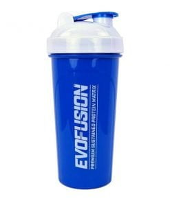 Evofusion Shaker, Blue with White Lid – 700 ml. all products on buy tester UKTSG bodybuilding supplements