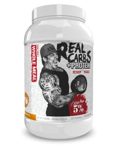 Real Carbs + Protein, Apple Cinnamon Pie – 1430 grams Weight Gainers & Carbs UKTSG bodybuilding supplements