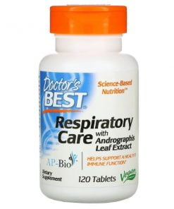 Respiratory Care With Andrographis Leaf Extract – 120 tablets Antioxidants UKTSG bodybuilding supplements