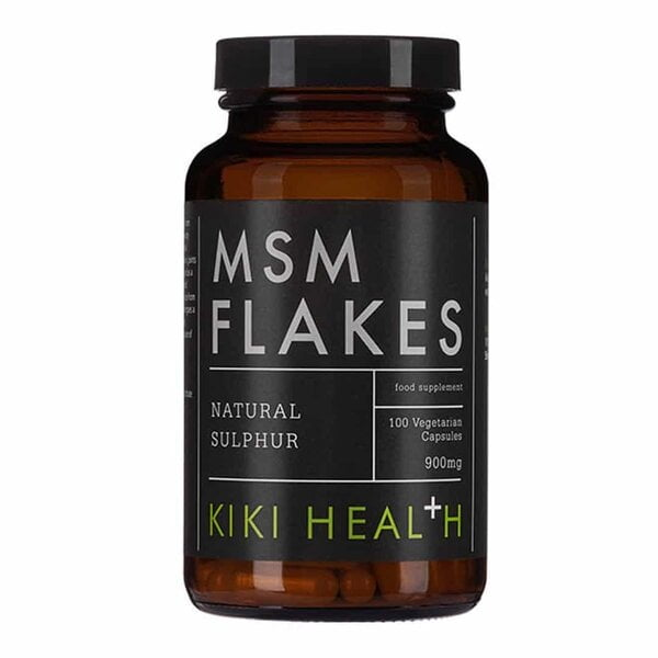 MSM Flakes, 900mg – 100 vcaps Health and Wellbeing UKTSG bodybuilding supplements