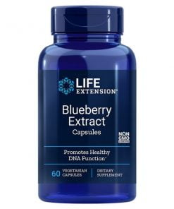 Blueberry Extract Capsules – 60 vcaps Health and Wellbeing UKTSG bodybuilding supplements