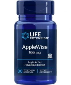 AppleWise, 600mg – 30 vcaps all products on buy tester UKTSG bodybuilding supplements