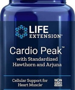 Cardio Peak with Standardized Hawthorn and Arjuna – 120 vcaps Health and Wellbeing UKTSG bodybuilding supplements