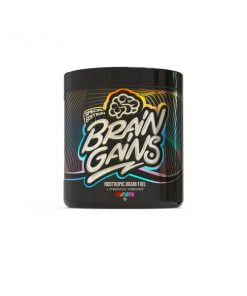 Nootropic Brain Fuel Switch-On Black Special Edition, Brainbow – 300 grams Health and Wellbeing UKTSG bodybuilding supplements