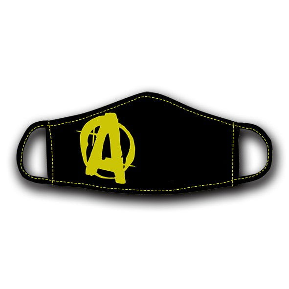 Animal Face Mask, Yellow Logo – Small Accessories UKTSG bodybuilding supplements