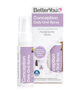 Conception Daily Oral Spray, Natural Pomegranate & Raspberry – 25 ml. Health and Wellbeing UKTSG bodybuilding supplements