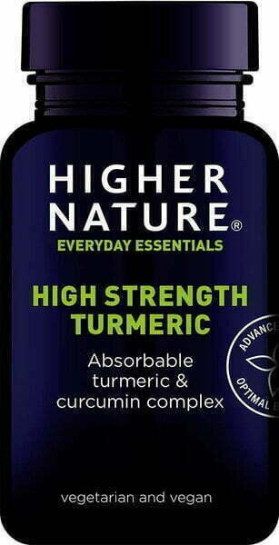 High Strength Turmeric – 60 caps all products on buy tester UKTSG bodybuilding supplements