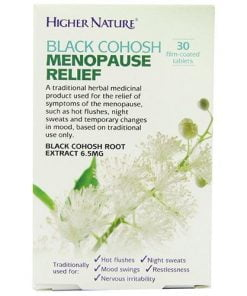 Black Cohosh Monopause Relief – 30 film-coated tabs all products on buy tester UKTSG bodybuilding supplements