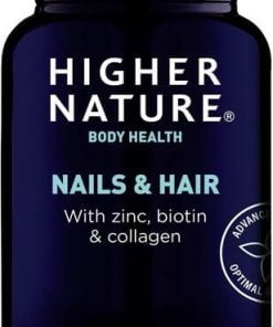 Nails & Hair – 120 caps all products on buy tester UKTSG bodybuilding supplements