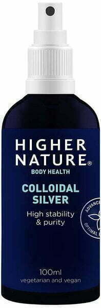 Colloidal Silver – 100 ml. all products on buy tester UKTSG bodybuilding supplements