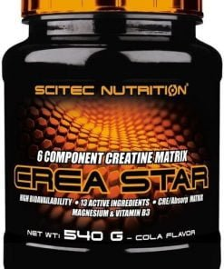 Crea Star, Cola – 540 grams all products on buy tester UKTSG bodybuilding supplements