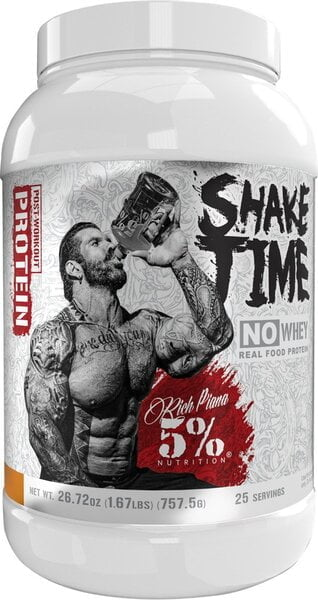 Shake Time – No Whey Real Food Protein, Vanilla Cinnamon – 757 grams all products on buy tester UKTSG bodybuilding supplements