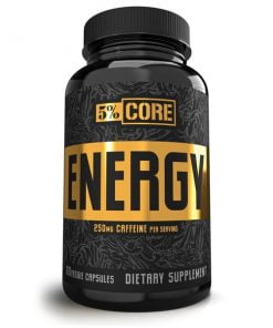 Energy – Core Series – 60 vcaps all products on buy tester UKTSG bodybuilding supplements