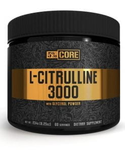 L-Citrulline 3000 – Core Series, Unflavoured – 234 grams all products on buy tester UKTSG bodybuilding supplements