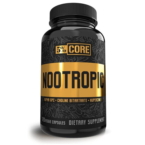 Nootropic – Core Series – 120 vcaps all products on buy tester UKTSG bodybuilding supplements
