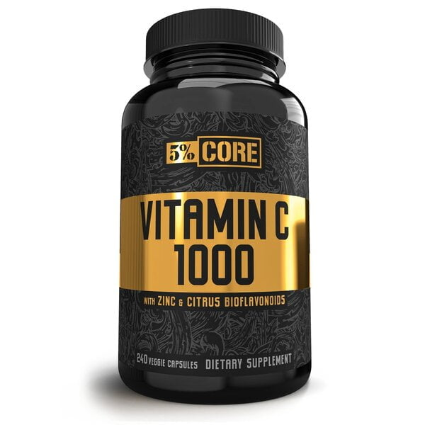 Vitamin C 1000 – Core Series – 240 vcaps all products on buy tester UKTSG bodybuilding supplements