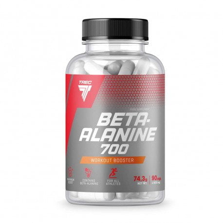 Beta-Alanine 700 – 90 caps all products on buy tester UKTSG bodybuilding supplements
