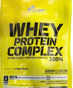 Whey Protein Complex 100%, Banana – 700 grams all products on buy tester UKTSG bodybuilding supplements