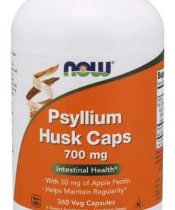 Psyllium Husk with Apple Pectin, 700mg – 360 vcaps all products on buy tester UKTSG bodybuilding supplements