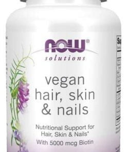 Vegan Hair, Skin & Nails – 90 vcaps all products on buy tester UKTSG bodybuilding supplements