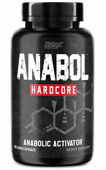 Anabol Hardcore – 60 liquid caps all products on buy tester UKTSG bodybuilding supplements